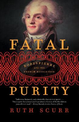 Fatal Purity By Scurr, Ruth